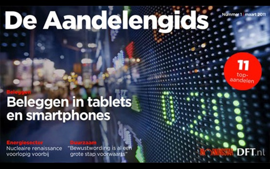 DFT Morningstar Aandelengids
